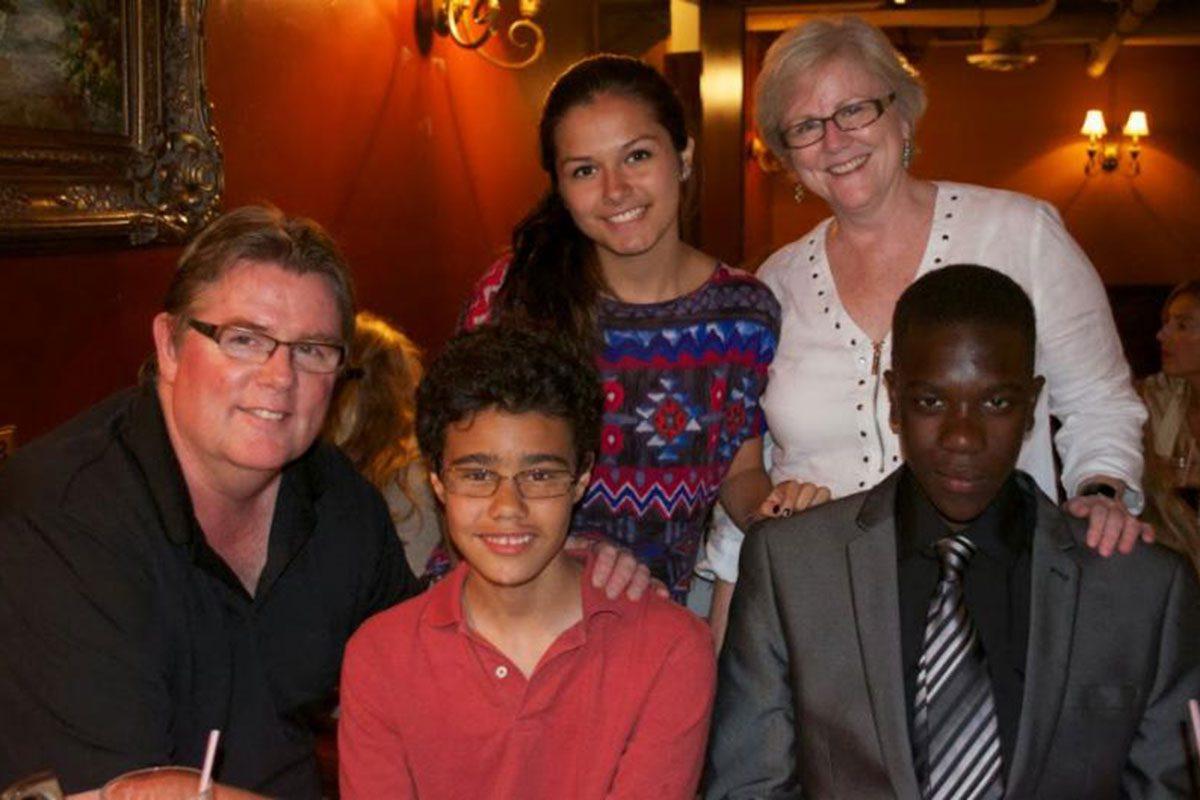 Youth Program homestay hosts