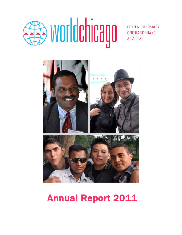 2011 World Chicago Annual Report thumb