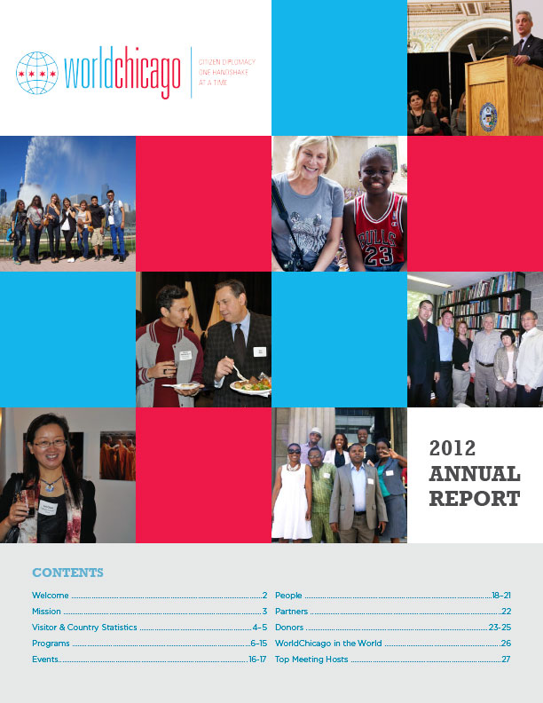 2012 World Chicago Annual Report thumb