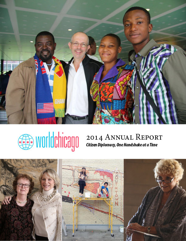 2014 World Chicago Annual Report thumb
